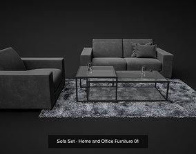 High Quality - Sofa Furniture 3D