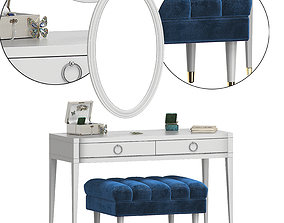 DRESSING TABLE SET 2 3D