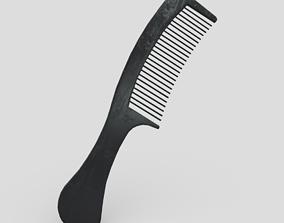 3D asset Hair Comb 2