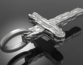 jewel cross 3D