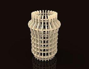 Artistic Lamp A 3D print model