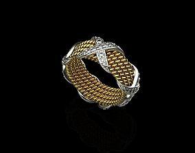 3D print model Ring 1778