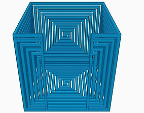 3D printable model LABYRINTH BOX