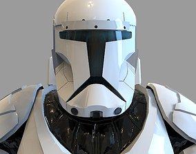 Star Wars Republic Commando Wereable 3D printable model