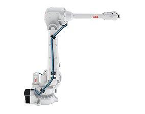 ABB IRB 4600 3D model