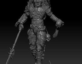 Predator 3D printable model predator