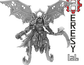 3D print model Heresylab - Female Lord of Decay