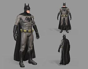 3D asset Batman Superhero