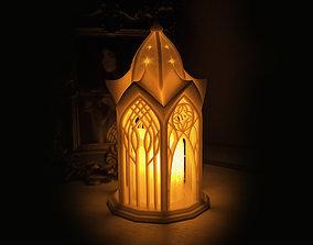 3D print model Elvish Lantern