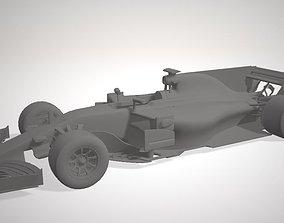 3D Coche Ferrari F1
