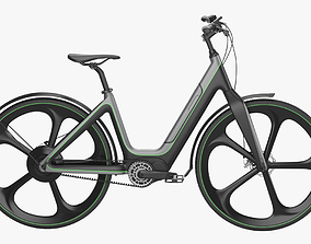 Electric bike 6 3D