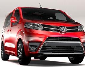 Toyota ProAce Verso L1 2017 3D