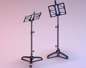 Note Stand 3D