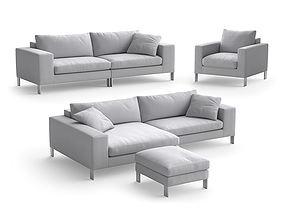 3D Linteloo Plaza sofas