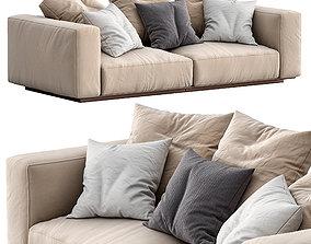 Flexform Sofa GRANDEMARE grandemare 3D model