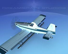 3D model Air Tractor AT-802 V02
