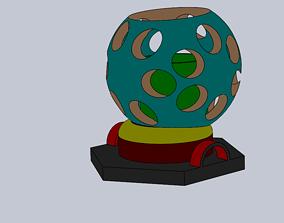 PLANTS POT 3D print model