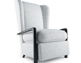 Royere Arm Chair 3D model