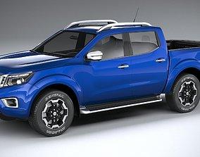 3D Nissan Navara DoubleCab 2020