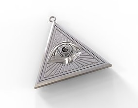 3D printable model Eye of Providence
