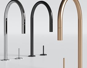 Single lever faucet kitchen handshower Plug by 3D