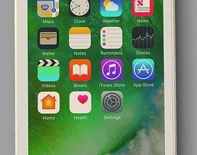 phone iPhone 3D model