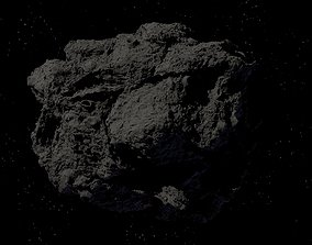 asteroid version 3 3D