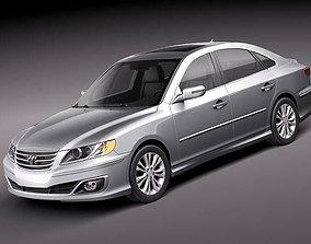 Hyundai Azera 3D model