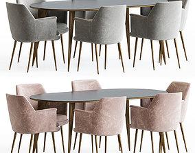 3D model Dining Set 63
