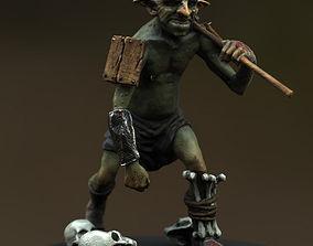3D model Goblin miniature