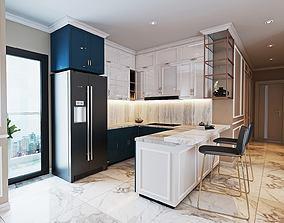 3D Luxury Apartment Design