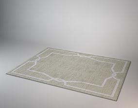 3D model Modern Carpet Liveroom