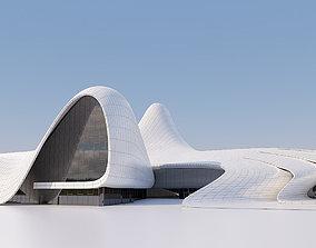 Heydar Aliyev Center 3D