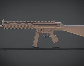 Mp5 Ris 3D print model