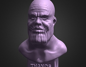 Thanos Bust 2 3D printable model