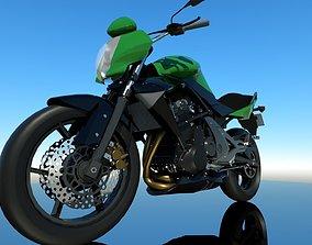 Kawasaki ER7 3D