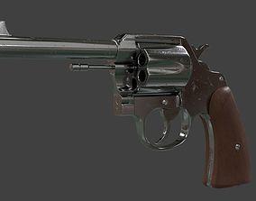 3D model VR / AR ready Colt 1917