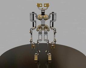 Small Robot 3D model robot