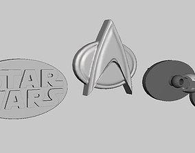 3D print model StarWars and StarTrek modular garment