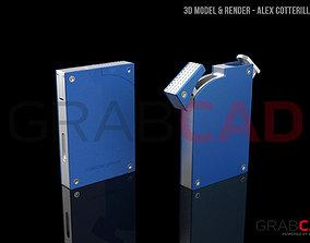 3D Porsche Design PD5 Lighter