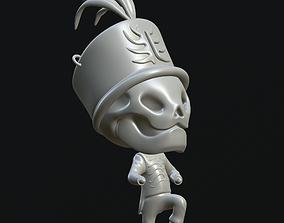 The Black Parade Soldier 3D print model