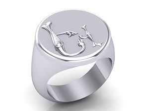 3D print model Ring trchnagir Ev