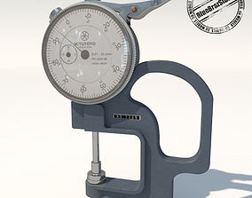 3D model Dial Thickness Gauges