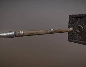 Spear Trap Sample 3D model