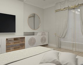 customdesign Bedroom Design 3D
