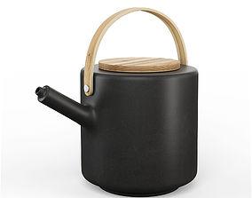 maker 3D model Teapot