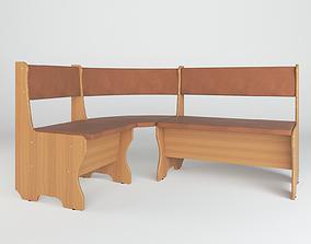 Kitchen corner 3D model