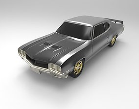 3D Buick gsx 455