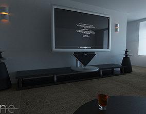 3D Bang Olufsen Beolab 5 Beovision 4