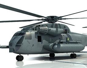 3D model Sikorsky CH-53 Sea Stallion